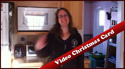 Video Christmas Card